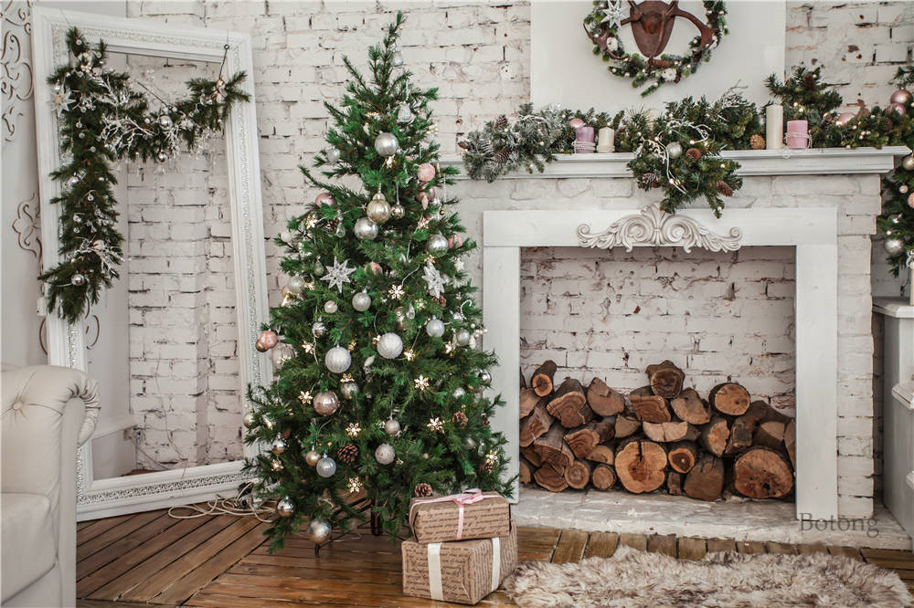 image is loading christmas tree photography background photo studio props backdrops - Ebay Christmas Trees